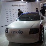 Tech giant Baidu rolls out China's first paid driverless taxi service