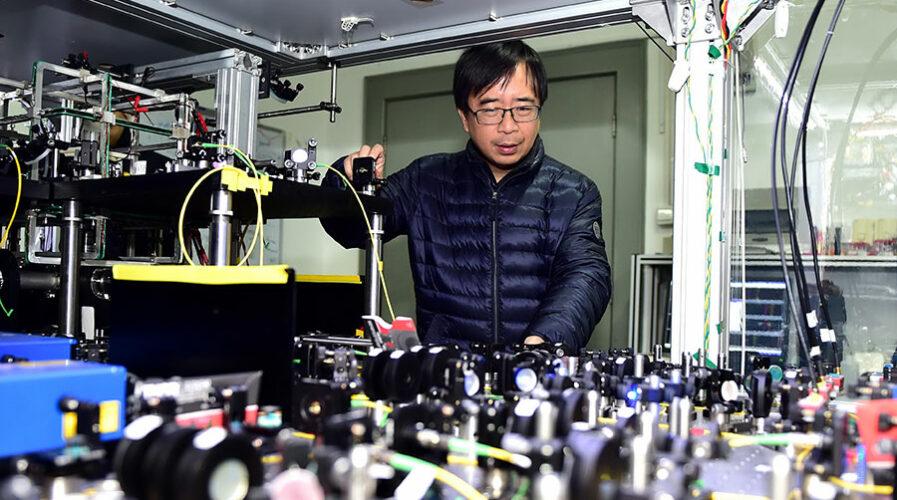 Chinese quantum computer surpasses Google's 'quantum supremacy'
