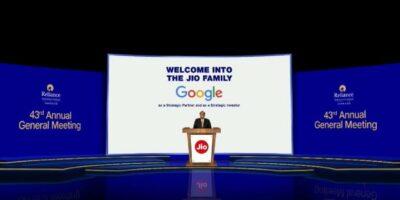 Jio & Google Cloud's win-win 5G partnership.