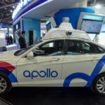 Baidu leads the self-driving race with an AI-packed 'robocar'