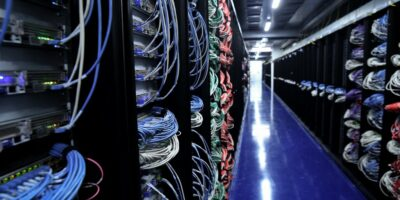 Cloudflare's goal to achieve zero-emissions starts with its upgraded edge servers (Photo by ALAIN JOCARD / AFP)