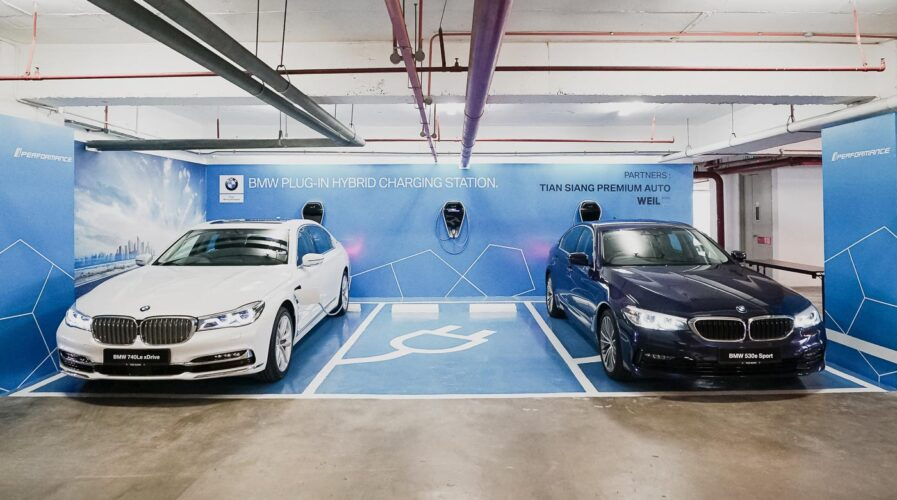 Malaysia to have 1,000 EV charging stations by 2025