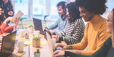 According to McKinsey, over 90% of executives across the world are facing a digital skills gap in their workforces.