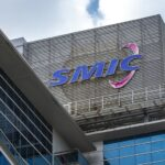 The SMIC building in China