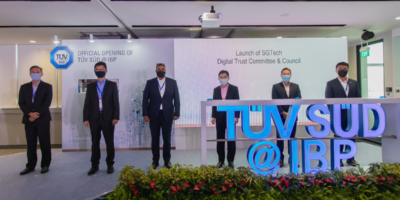 SGTech announced the formation of a Digital Trust Committee at the inauguration ceremony for TÜV SÜD @ IBP, the new regional hub of the SGTech member.