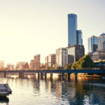 A view of the Yarra River in Melbourne, Victoria. With the Center of Excellence, NCS plans to increase and create digital-related jobs by increasing the local team in Victoria.