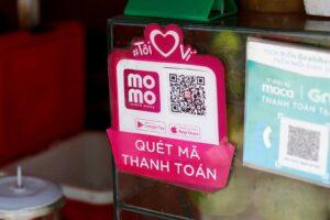 Vietnam's biggest e-wallet player, MoMo