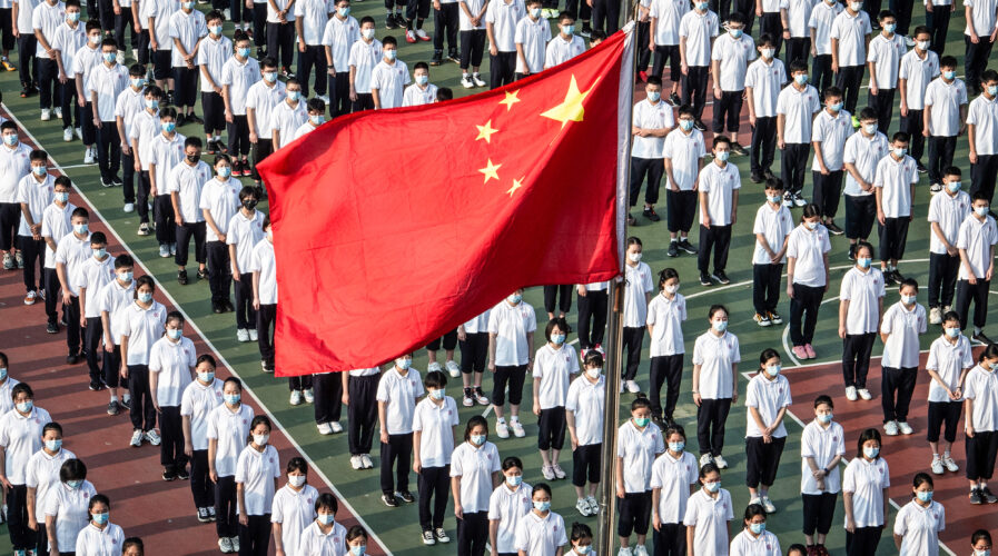 China's new Data Security Law is classifying data into three categories.