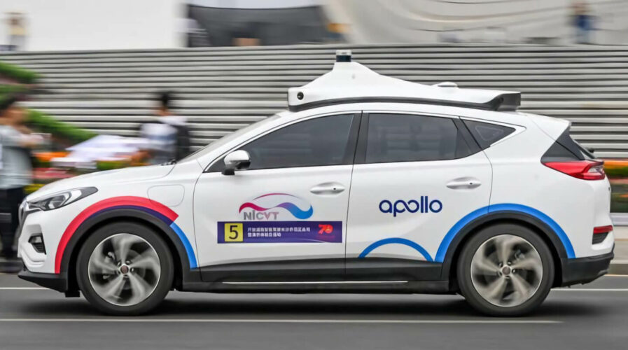 Everything about China's self-driving vehicle standards