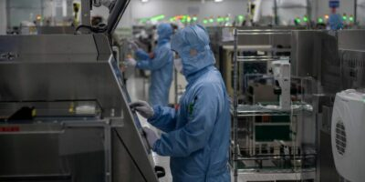 China is fighting a chronic talent shortage in the semiconductor industry